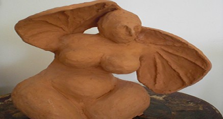 Sculp – Goddess Terracotta 2010