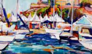 Boat Show Marsamxett Harbour
