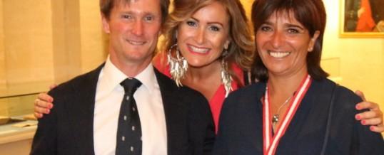 Sean, Silvai & Caroline
